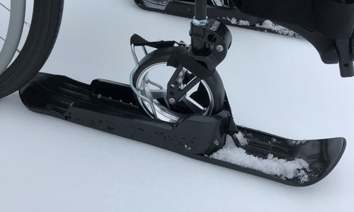 Dealer MSRP Quote - Slick Skis - The Affordable Caster Attachment for Snow and Sand