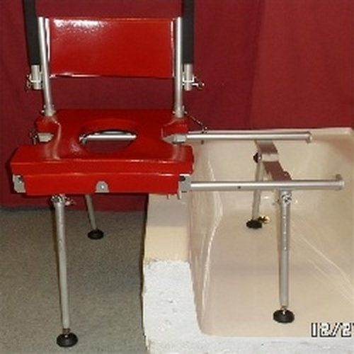 Go-Anywhere Stationary Tub and Shower Chair profile photo