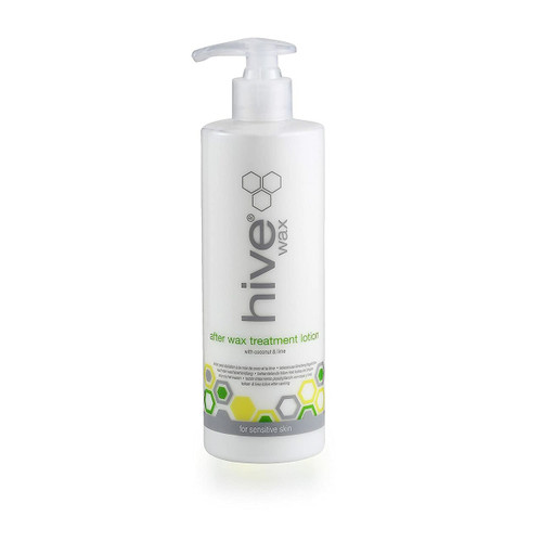 Hive After Wax Treatment Lotion With Coconut