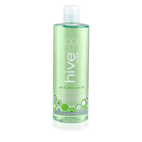 Hive Pre & After Wax Oil Coconut & Lime 400ml (001163)