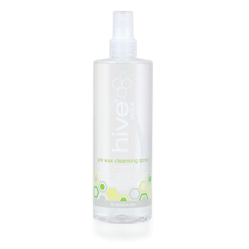 Pre Wax Cleansing Spray Coconut & Lime 400ml