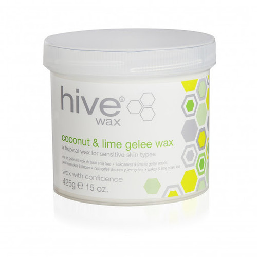 Hive Coconut & Lime Gelee Wax 425g
