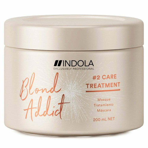 Indola Blond Addict Treatment 200ml