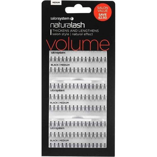 Individual Lashes Salon Value Medium