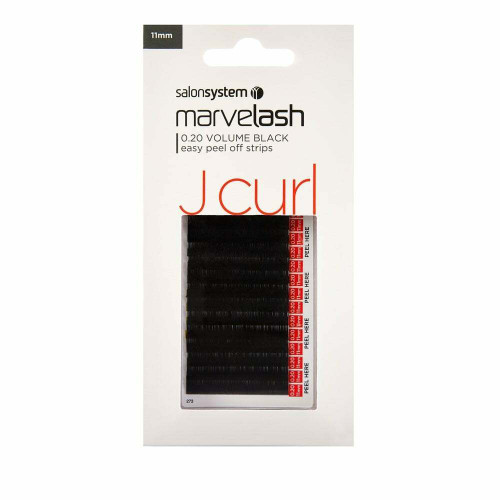 J Curl Lashes 11mm