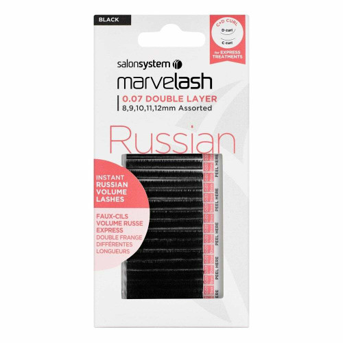Russian 0.07 Double Layer Assorted