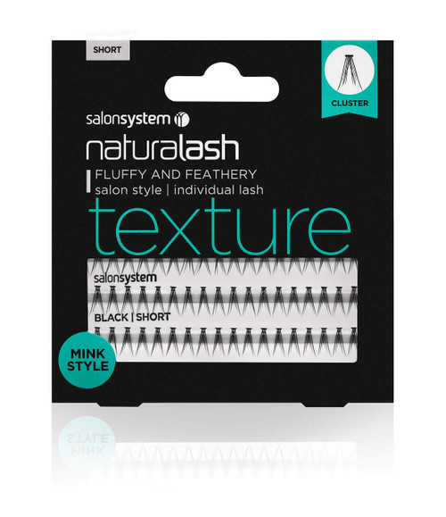 Texture Cluster Lashes Short (004611)