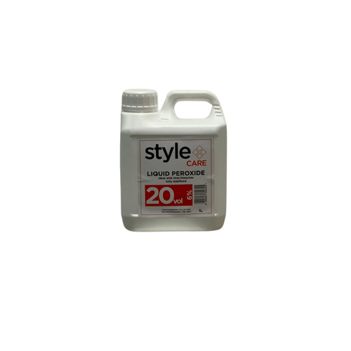 Heduc8 20 vol Liquid Peroxide 1L
