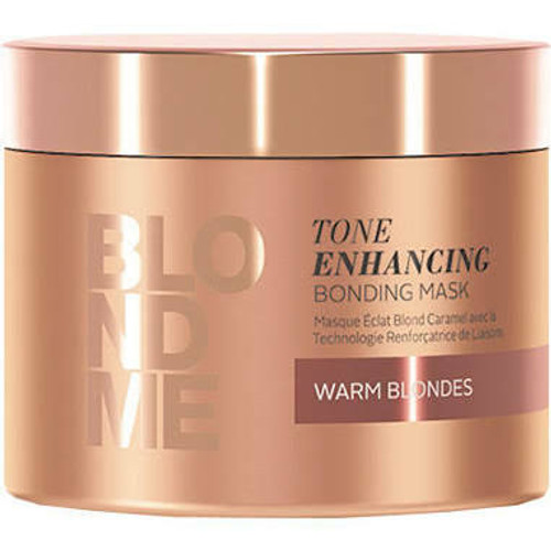 Schwarzkopf BlondMe Warm Blonde Mask 200ml