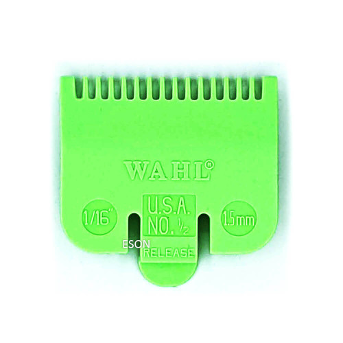 Wahl Comb Attach 1/2 Clipper Lime
