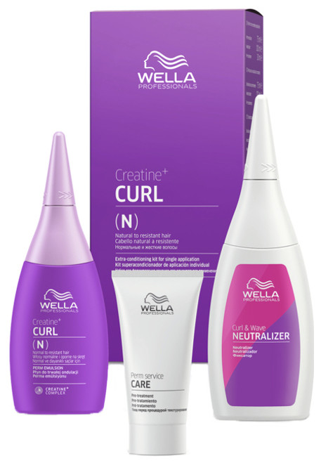 Wella Curl It Extra Conditioning (N) Kit