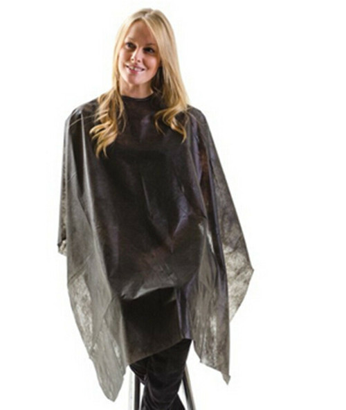 Black Disposable Gowns Pack of 50