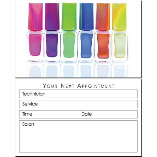Agenda Appointment cards Multi Use