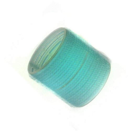 Cling Rollers Jumbo Light Blue 56mm pk6