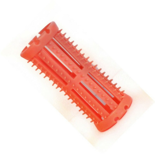 Hairtools Pin Cut Rollers Red pk8