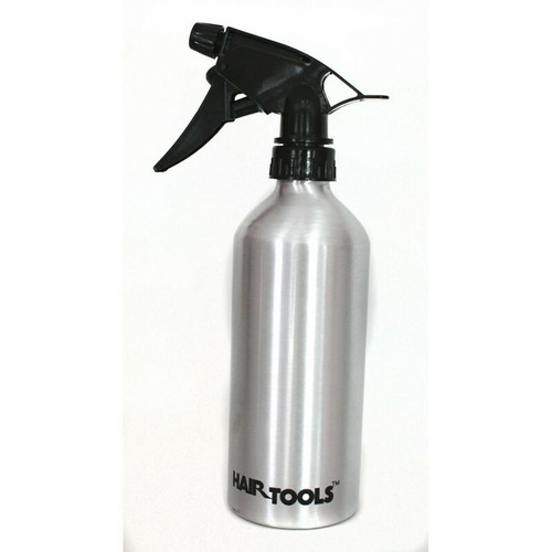 Hairtools Silver Spray Can Large