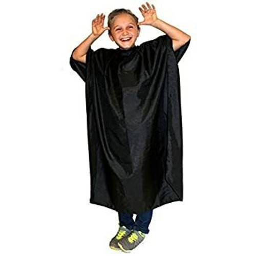 Hairtools Childrens Gown Blk