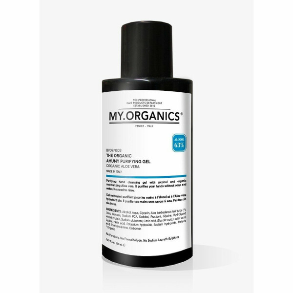 My Organics Hand Sanitizer 150ml