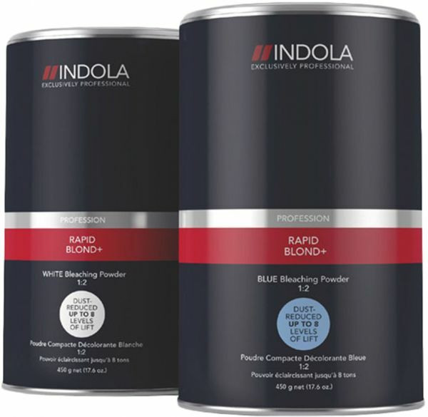 Indola Dust Free Compact White 450g