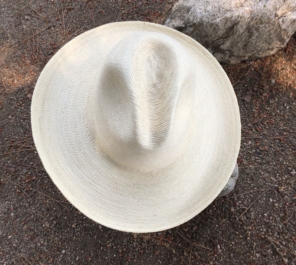 Buckaroo Palm Leaf Hat