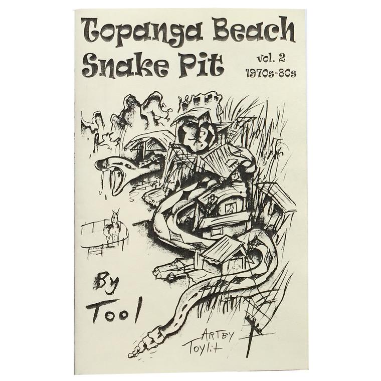 Topanga Beach Snake Pit Vol.2 By Tool