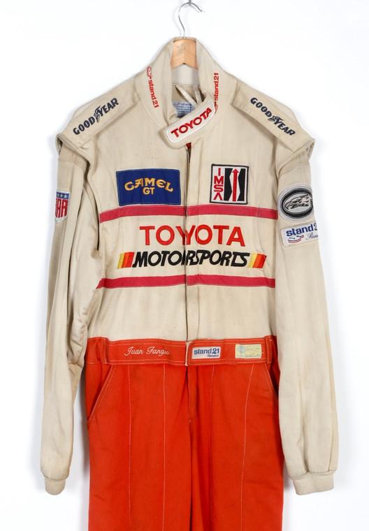 Juan Fangio II Auto Racing Suit