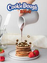Cookie Dough Bites Pancakes