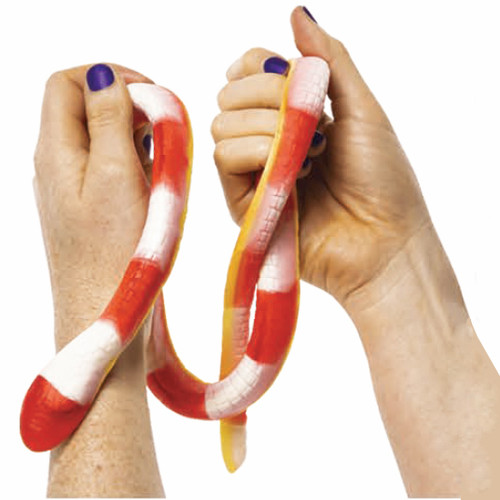 Snake Bitez - 3' Long Gummi Candy - 12 pack
