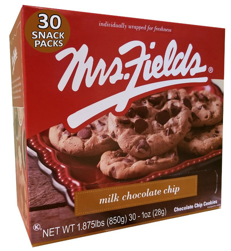 Chocolate Chip Snack Pack - 30 pack