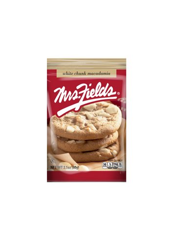 White Chunk Macadamia Cookies - 12 pack