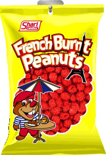 French Burnt Peanuts - 12 units per case