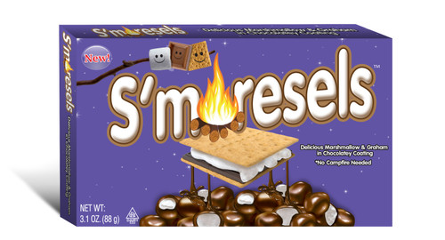 S'Moresels - Theater Box - 12 pack