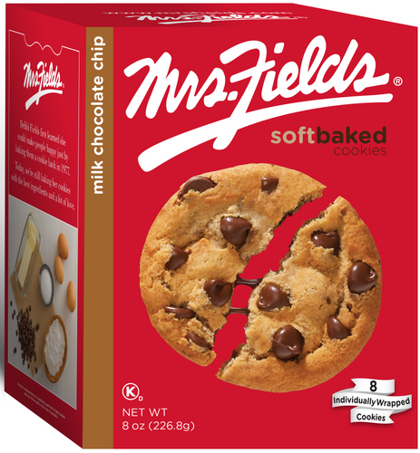 Chocolate Chip Cookies - 8 oz x 6