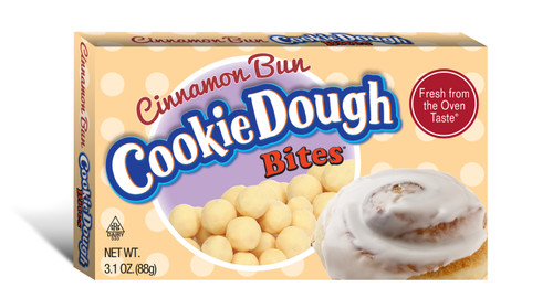 Cinnamon Bun Bites - Theater Box - 12 pack