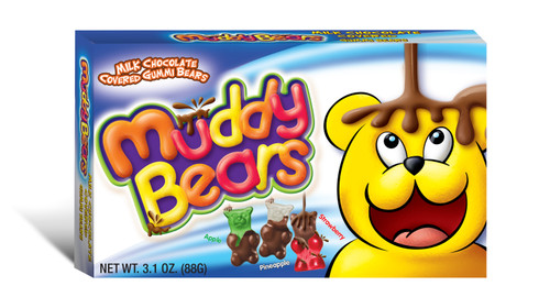 Muddy Bears - Theater Box - 12 pack
