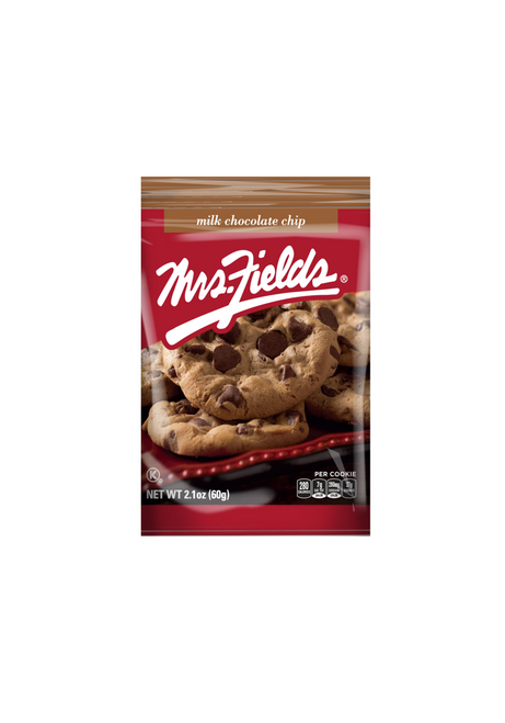 Milk Chocolate Chip Cookies - 12 pack