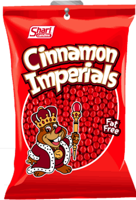 Cinnamon Imperials - 12 units per case