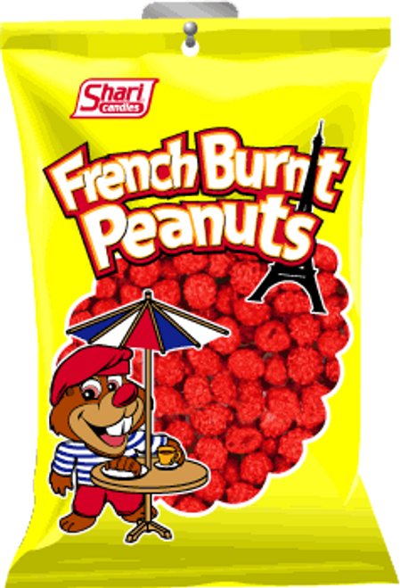 French Burnt Peanuts - 12 units per case