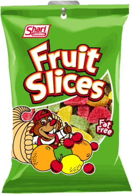 Fruit Slices - 12 units per case