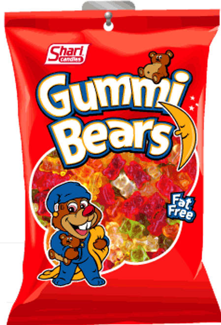 Gummi Bears - 12 units per case
