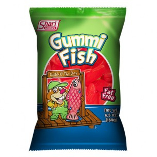 Gummi Fish - 12 units per case