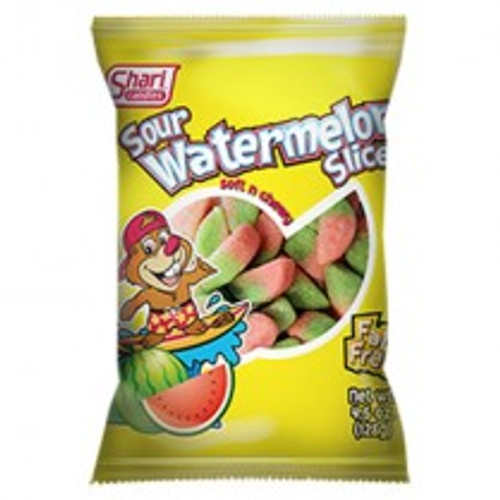 Sour Watermelon Slices - 12 units per case