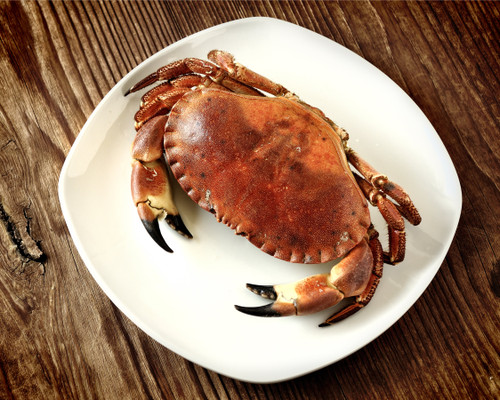 Whole Cooked Crab (Each) Delivery