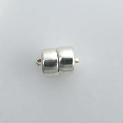 SS0136 - 8mm Magnetic Clasps, Sterling Silver (6 pair)