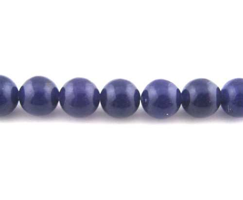 SPS0012 - Purple Jade, Round (Approx. 15 in.)