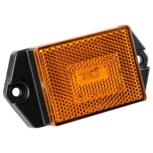 Reflector/Clearance LED Marker Light w/ Ear Mount