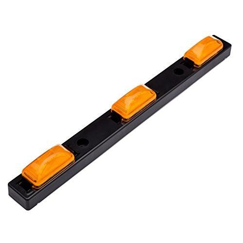 Sealed 3 Piece Identification Light Bar