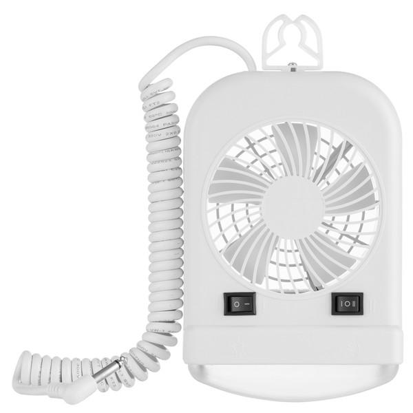 Combination Interior 12V Reading Light with 2 Speed Fan