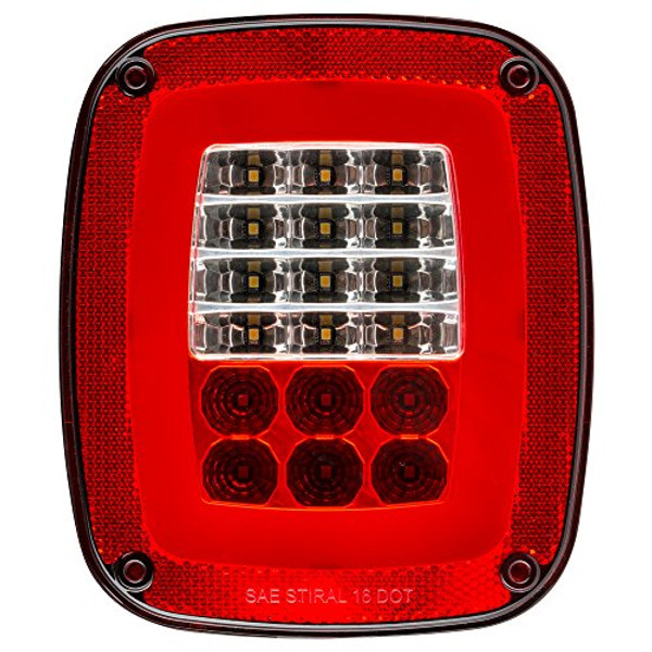 LED 6 Function Universal Box Lamp Tail Light