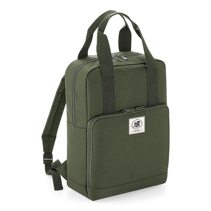 Edinburgh Napier Twin Handle Backpack